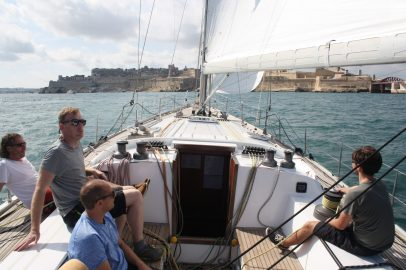 W4 vor Valletta