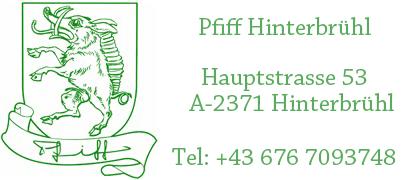 Logo Pfiff