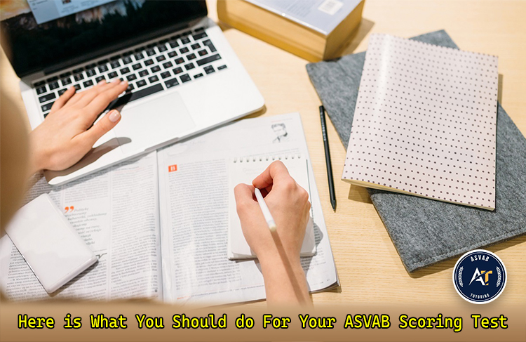 ASVAB Scoring Test