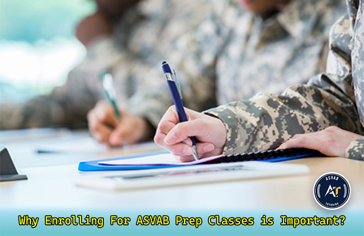 ASVAB Prep Classes
