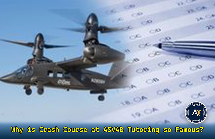ASVAB Crash Course at ASVAB Tutoring