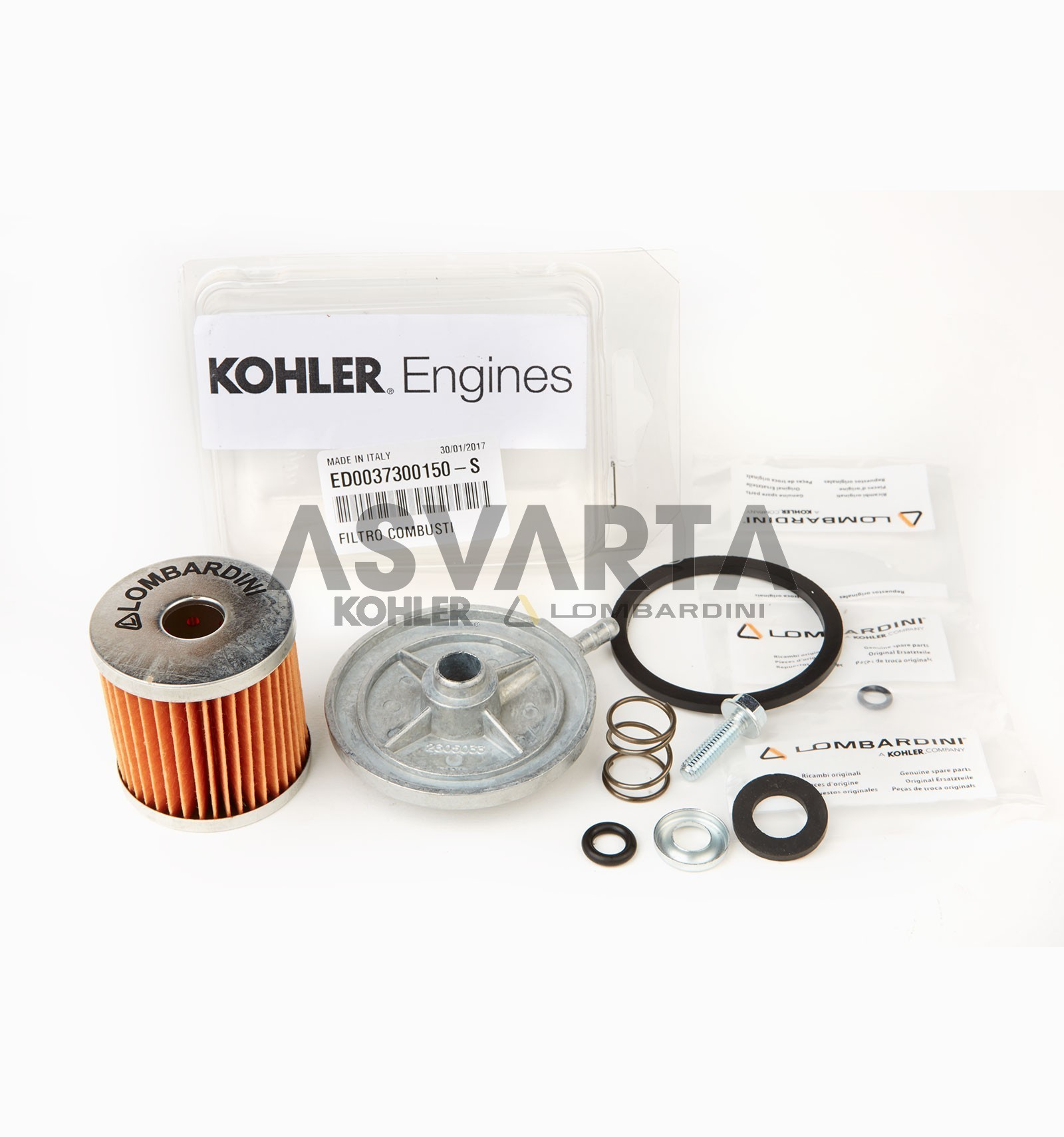 hight resolution of fuel filter 4ld 640