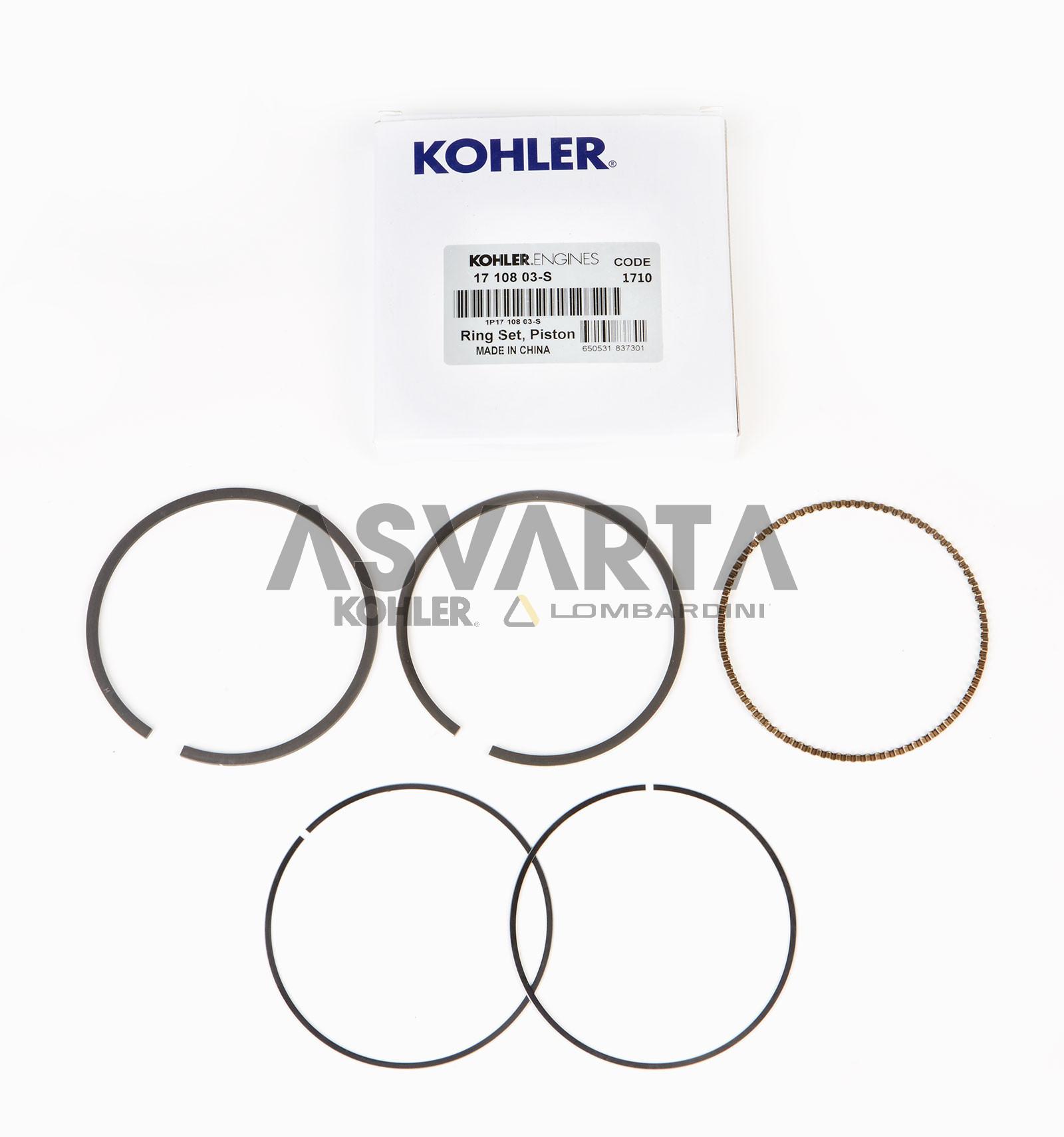 Kohler Ring Ch 440 Std