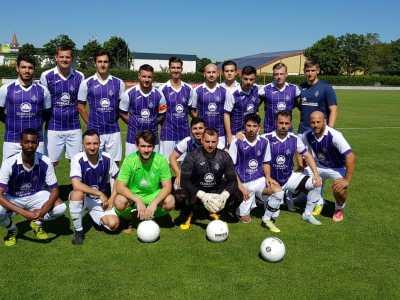 Mannschaftsfoto 1. Mannschaft ASV Fürth