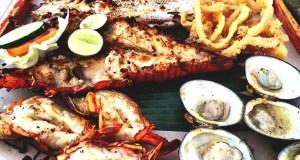 Seafood Bakar Jimbaran