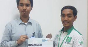 NUCare Lazisnu Bali Terima Donasi CSR Ramadhan BRI Syariah