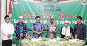 PCNU Kota Denpasar Hadirkan Tokoh Lintas Agama dalam Forum Dialog