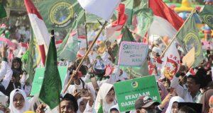 Hari Santri di Kota Denpasar Libatkan Ribuan Warga Nahdliyin