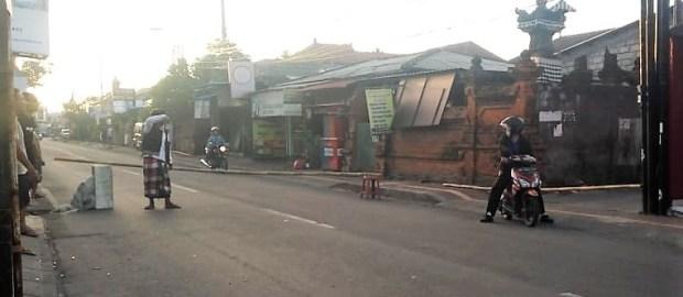 Warga Bali Patuhi Himbauan Gubernur untuk Diam di Rumah