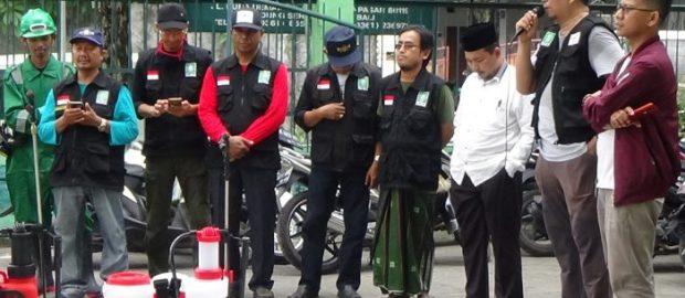 'NUforBALI', Satgas PEDULI COVID-19 PWNU Bali
