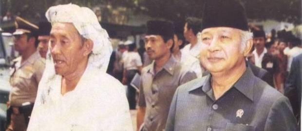 Kiai As'ad, Soeharto dan Pancasila; Fakta Keselarasan Islam dan Negara