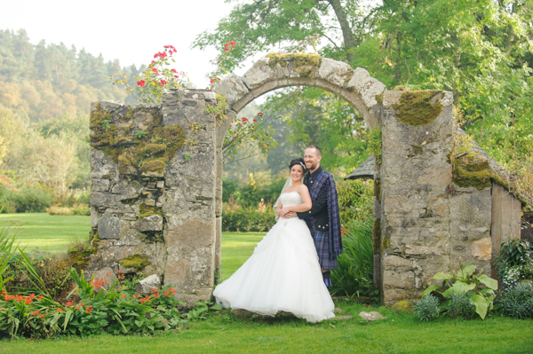 aswanley wedding venue aberdeenshire