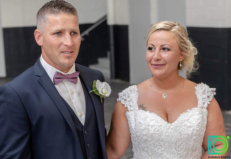 Durieux photographe mariage