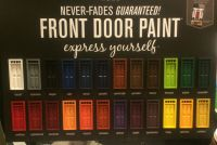 Modern Masters Front Door Paint | A Sweet Berry's Blog