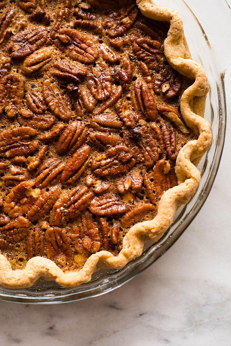 Healthy Pecan Pie Without Corn Syrup A Sweet Pea Chef