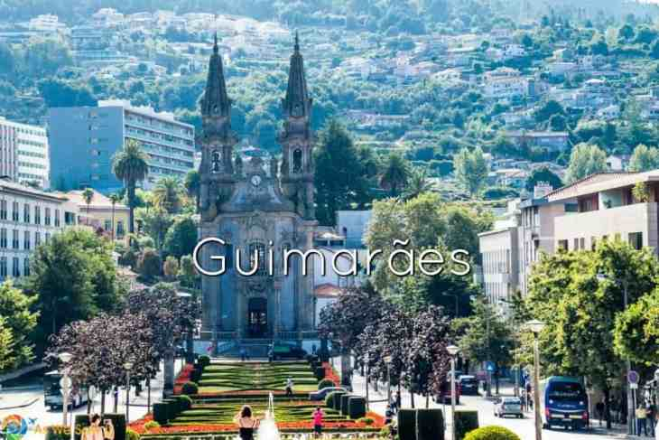 Why You Should Spend a Day in Guimaraes, Portugal