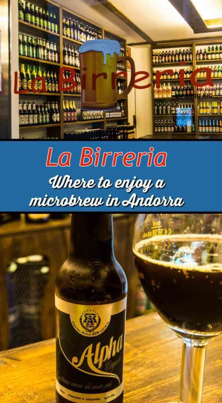 Try microbrews from around the world in a quaint shop in Andorra la Vella, capital of Andorra