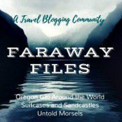 Travel blog linkup Faraway Files