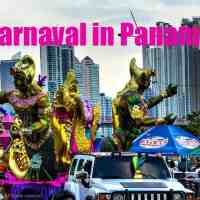 Celebrating Carnaval in Panama