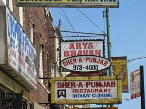 Indian and Pakistani food in chicago