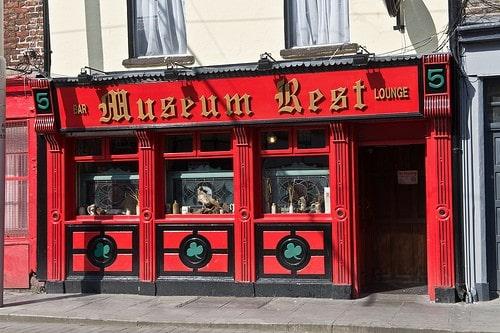 Dublin Ireland Golden Mile