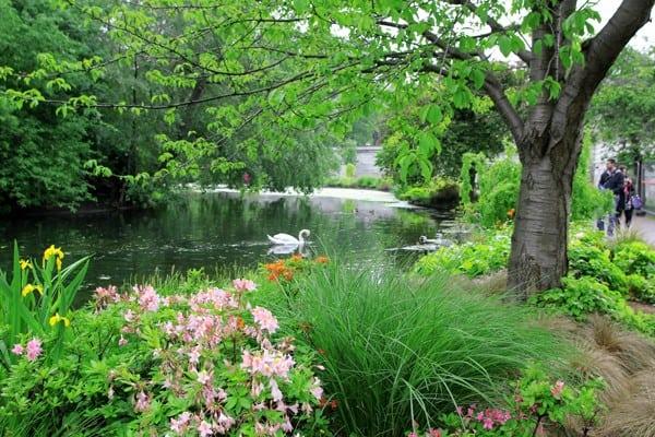 London beautiful parks
