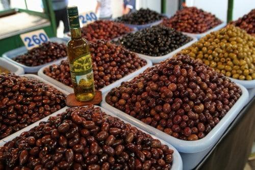Skopje Market