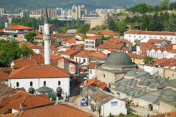 Macedonia. Skopje. Carsija Old Town