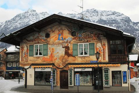 Garmisch-Partenkirchen Traditions