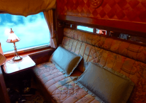 Pullman Cabin