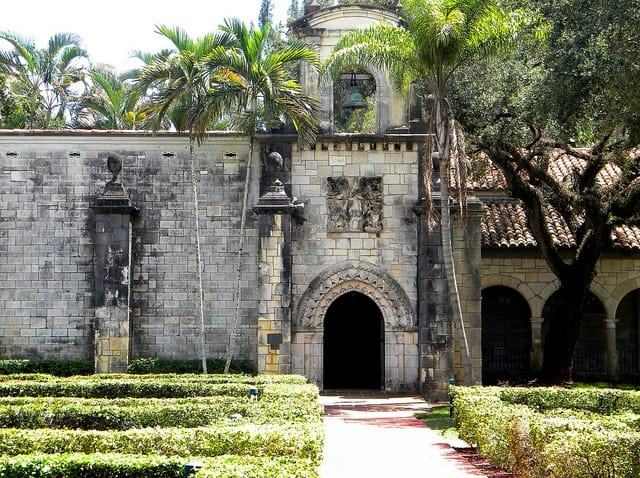 Spanish Monastery in Miami