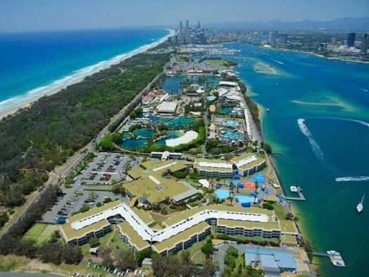 Sea World Resort Water Park