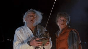 Maybe aliens can hire Doc Brown to get them to their Individual Hearings more quickly.