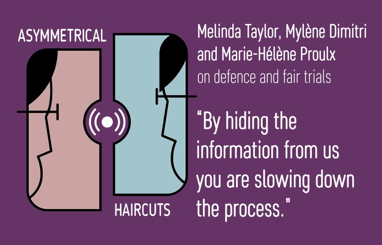 Episode 9 – Superstar Lawyers with Melinda Taylor, Mylène Dimitri and Marie-Hélène Proulx