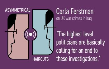 Episode 13 – Double Standards with Carla Ferstman