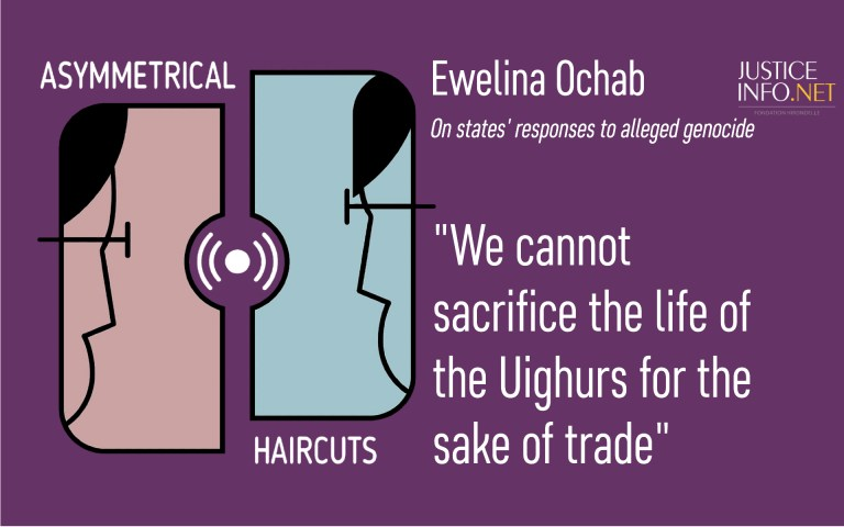 Episode 38 – Genocide Gap with Melanie O'Brien and Ewelina Ochab