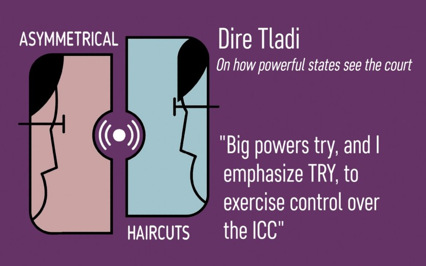 Dire Tladi on states and ICC