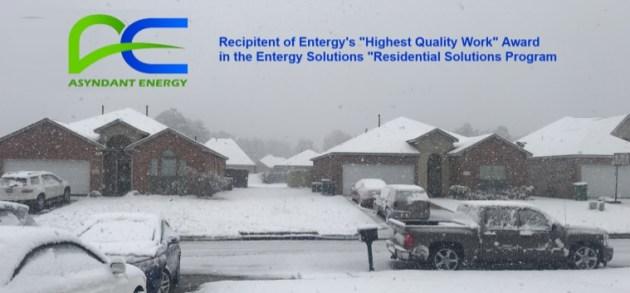 Weatherization, Insulation, Air Sealing, Duct Sealing, Baton Rouge