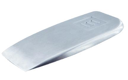 Injection de pièce en aluminium