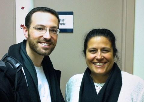 Ari & Ronit - Kidney Donor & Recipient