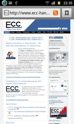 ECC Handel mobil