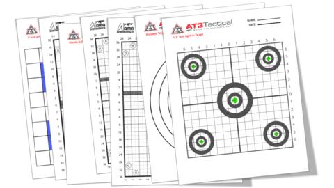 7 Free Printable Targets for AR-15