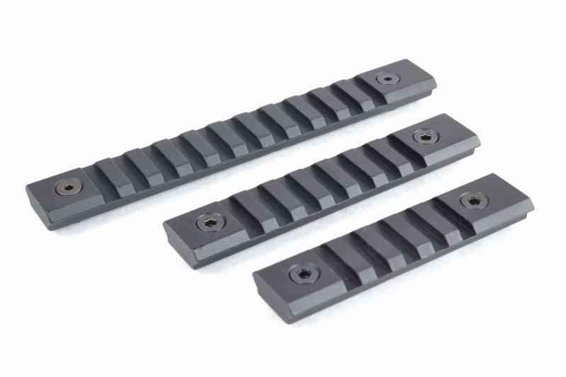 AT3™ Keymod Rail Section - 5, 7, 11 Slot Lengths
