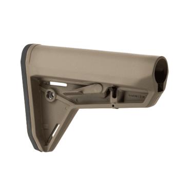 Magpul MOE Slim Line Carbine Stock - Mil-Spec - AR15/M4 - MAG347