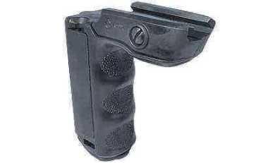 MFT Magwall React Grip Black Magwell Grip Picatinny RMG