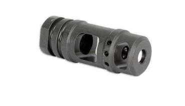 MI AR-15 Two Chamber Muzzle Brake - .223/5.56