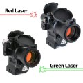 AT3™ LEOS™ Red Dot Sight with Integrated Laser Sight & Riser