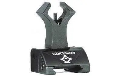 Diamondhead Front Sight - Folding - Same-Plane Height - AR15/M4/M16 - 1051