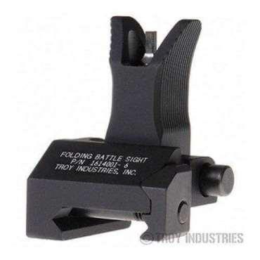 Troy Front Sight - M4 Style - Folding (Flip-up) - Optional Tritium Illumination