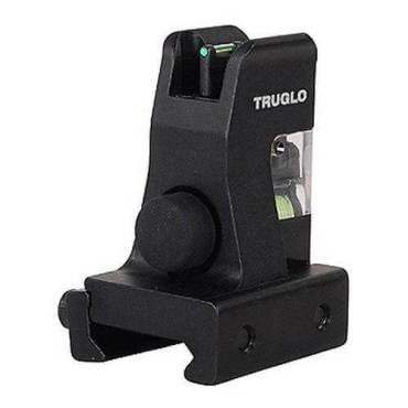 Truglo AR-15 Front Fiber Optic Gas Block  - TG115